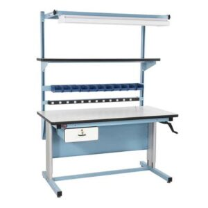 future-product-Proline-fully-configured-adjustable-office-computer-desk